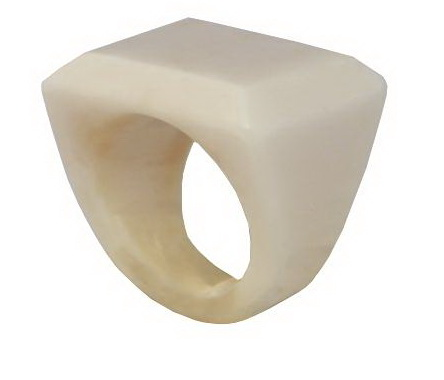 Buffalo Bone Rings QTSN06