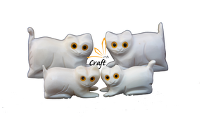 Cat Buffalo Bone QTX002